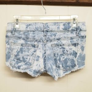 Ocean Drive Shorts - Like New! Extra Short Bleached Shorts